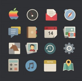 flat-icons-one