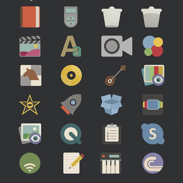 flat-icons-two